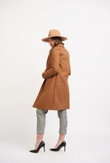 Dex Open Jacket w/ Lapel Collar