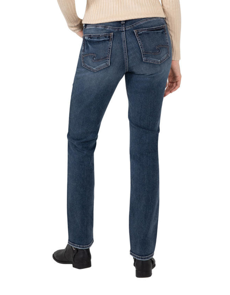 Silver Jeans Co. Elyse Straight