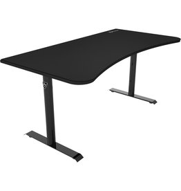 AROZZI AROZZI ARENA GAMING DESK - PURE BLACK