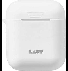 LAUT LAUT POD FOR AIRPOD CASE WHITE