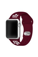AFFINITY BANDS AFFINITY BANDS 38MM SILICONE SPORT BAND - ATM - MAROON