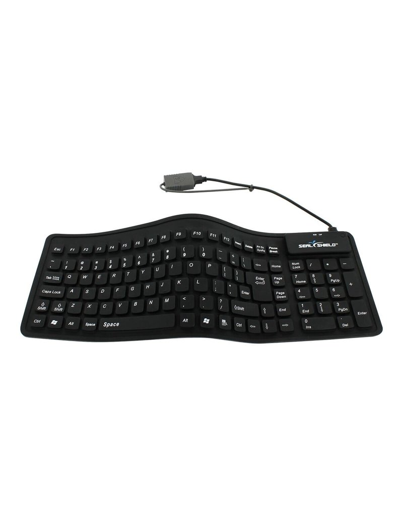 SEAL SHIELD SEAL SHIELD FLEX SILICONE KEYBOARD