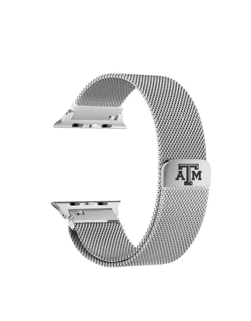 AFFINITY BANDS AFFINITY BANDS 38MM STAINLESS STEEL MILANESE LOOP - ATM