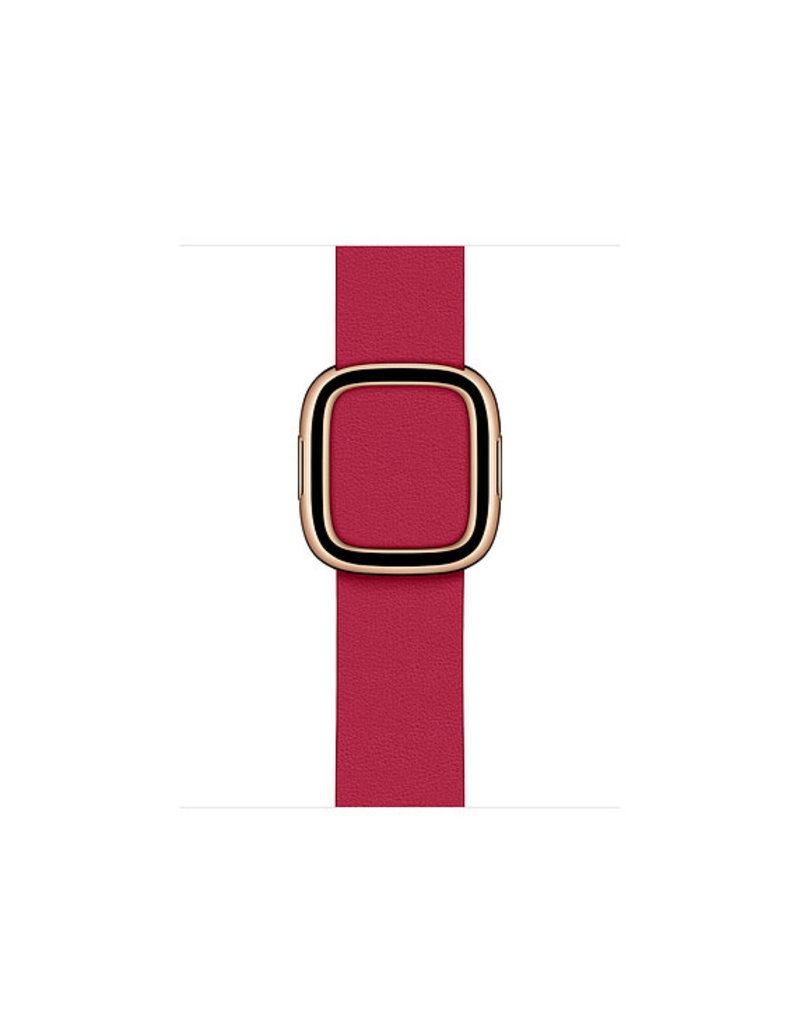 APPLE APPLE WATCH BAND 40MM RASPBERRY MODERN BUCKLE - SMALL