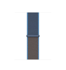 APPLE APPLE WATCH BAND 40MM SURF BLUE SPORT LOOP
