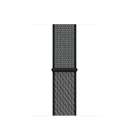 APPLE APPLE WATCH BAND 40MM WORLD INDIGO/LIME BLAST NIKE SPORT LOOP