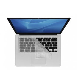 KB KEYBOARD COVER MBA RETINA W/ TOUCHID - CLEAR