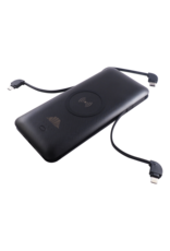 INTELLIARMOR INTELLIARMOR SCOUT A/C CHARG,USB,QI,PBNK