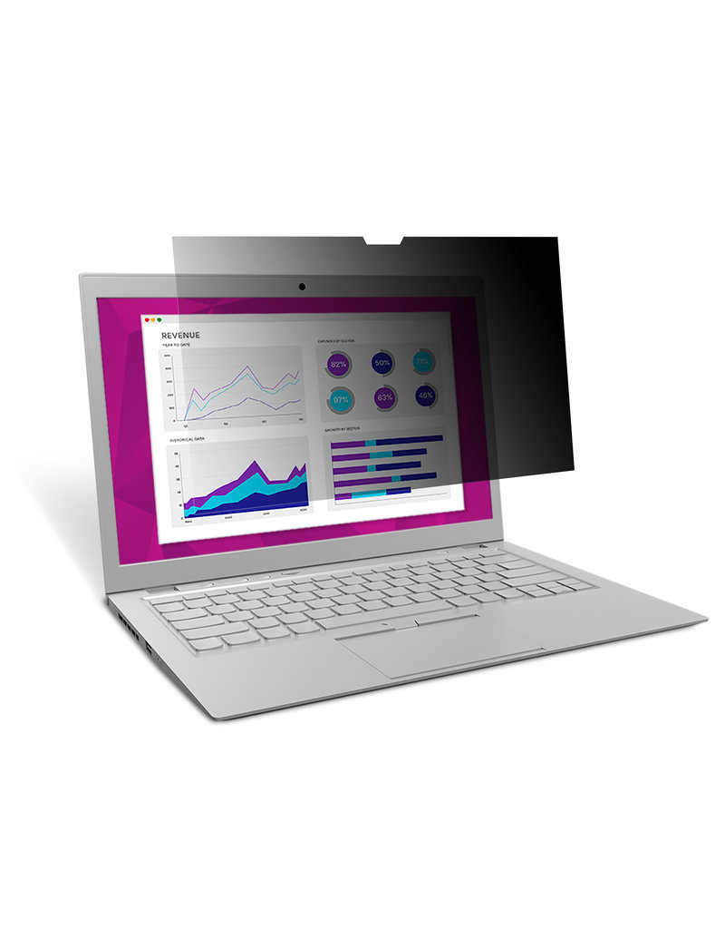 3M 3M HIGH CLARITY PRIVACY FILTER FOR MICROSOFT SURFACE LAPTOP 2