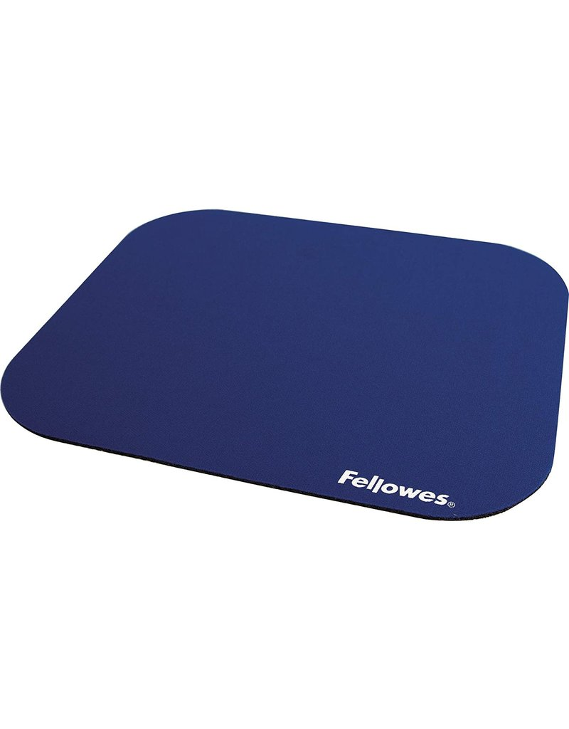 FELLOWES FELLOWES MOUSE PAD BLUE