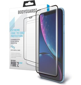 BODYGUARDZ BODYGUARDZ IPHX/XS PURE 2 EDGE GLASS SCREEN