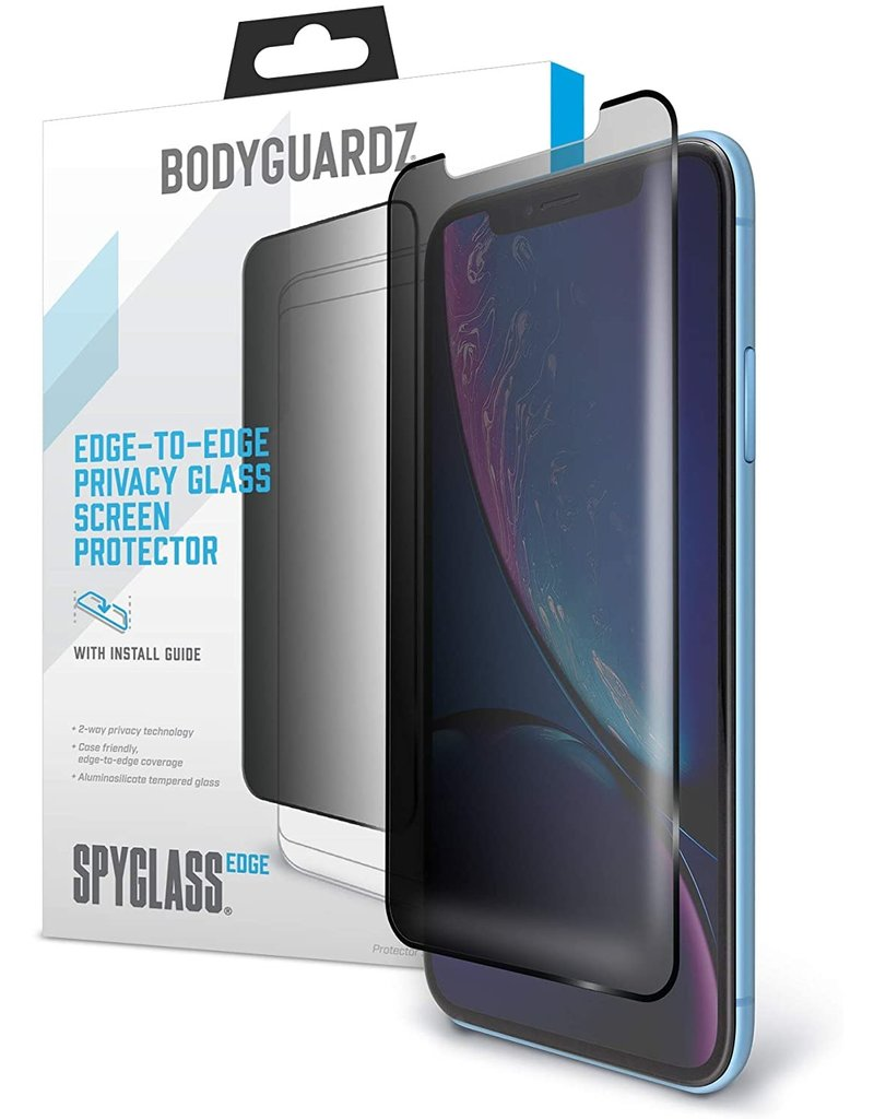 BODYGUARDZ BODYGUARDZ IPHXR SPYGLASS PRIVACY SCREEN
