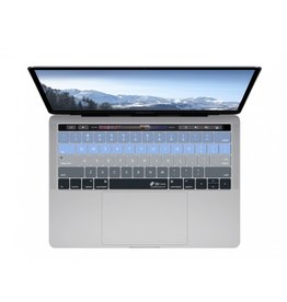 KB KEYBOARD COVER MBP W/TB MBP/MB - ASPEN