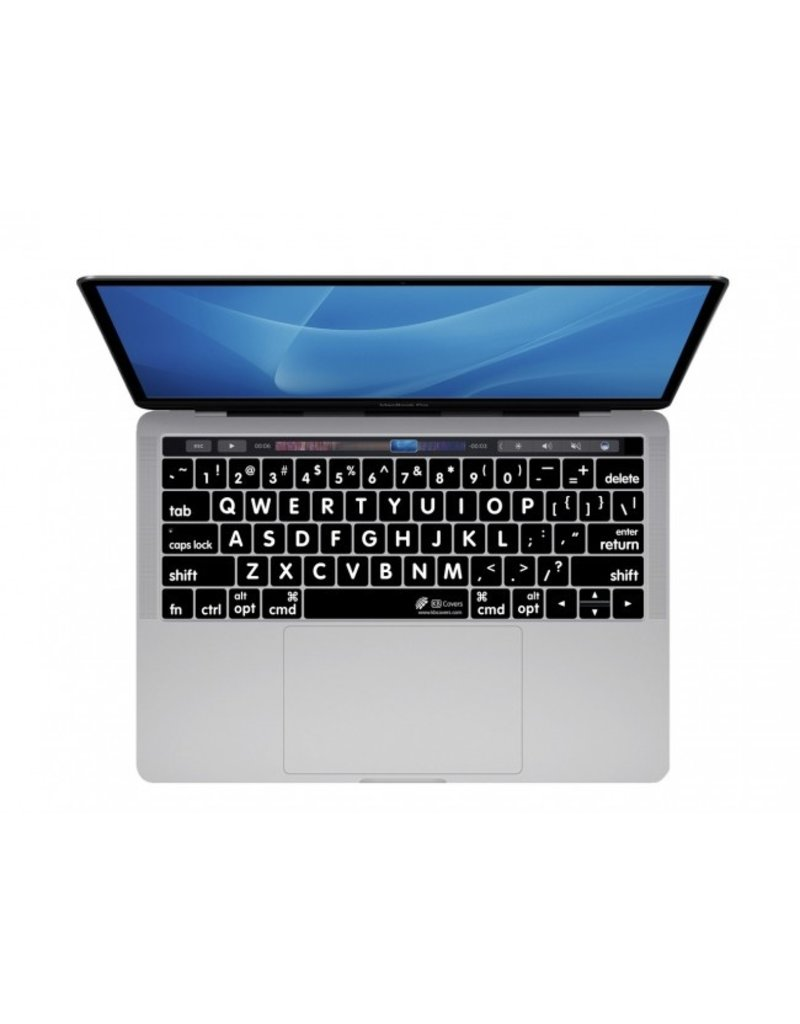 KB KEYBOARD COVER MBP W/TB MBP/MB - LARGE TYPE