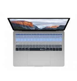 KB KEYBOARD COVER MBP/MB - ASPEN
