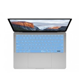 KB KEYBOARD COVER MBP/MB - BLUE