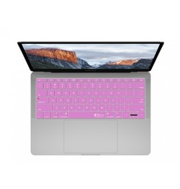 KB KEYBOARD COVER MBP/MB - PINK