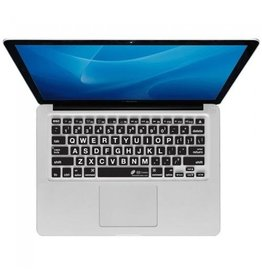 KB KEYBOARD COVER MBP/MBPR/MBA - LARGE TYPE