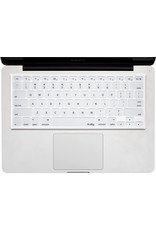KUZY KUZY KEYBOARD COVER MBA 13'' CLASSIC, MBP 2012-WHITE