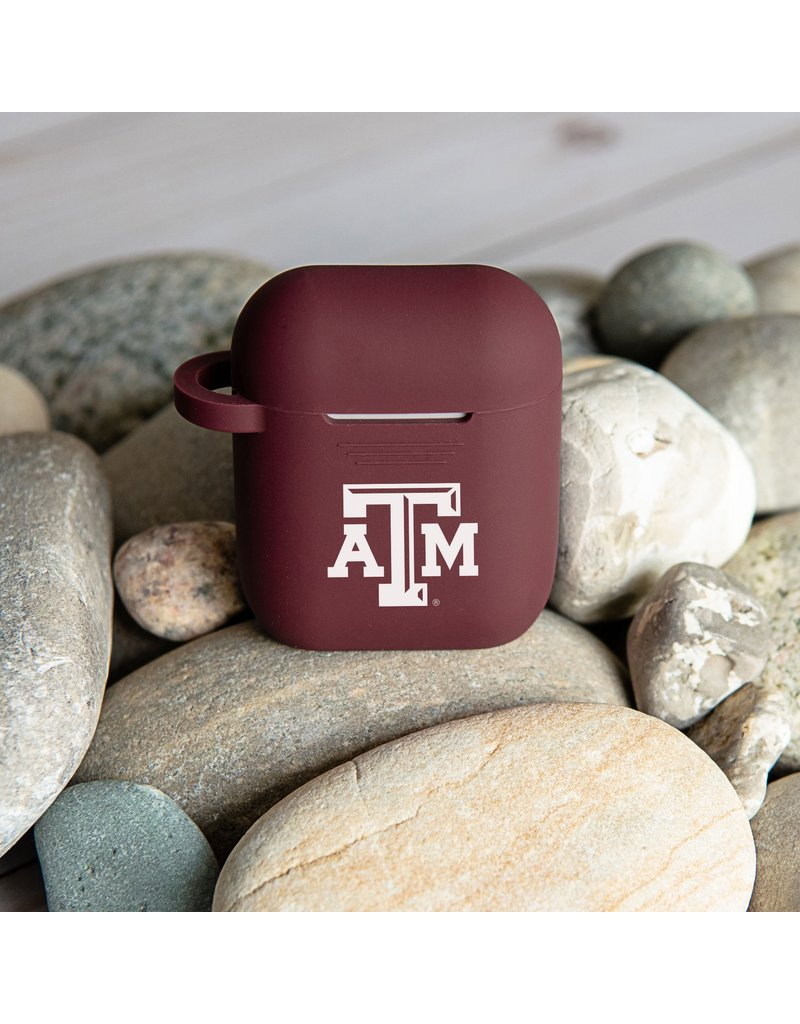 AFFINITY BANDS SILICONE CASE FOR AIRPODS MAROON