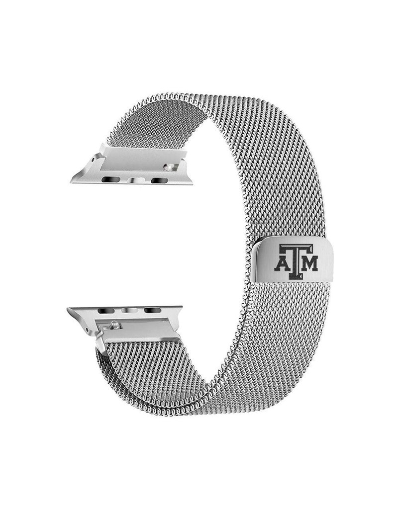 AFFINITY BANDS AFFINITY BANDS 42MM STAINLESS STEEL MILANESE LOOP - ATM