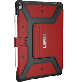 URBAN ARMOR URBAN ARMOR GEAR METROPOLIS SERIES IPAD PRO CASE - MAGMA IPAD AIR 10.5IN
