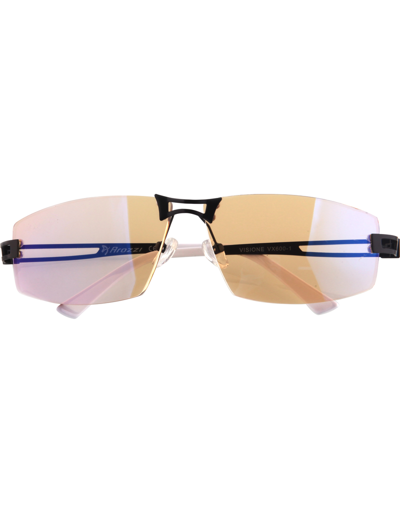 AROZZI AROZZI VX-600 VISIONE GAMING GLASSES - WHITE
