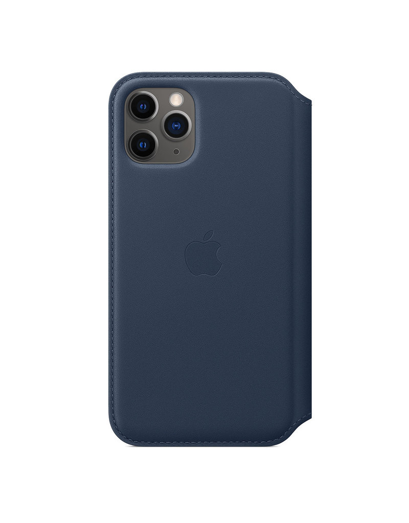 APPLE IPHONE 11 PRO MAX LEATHER FOLIO