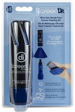 DIGITAL INNOVATIONS DIGITAL INNOVATIONS SCREENDR ANTIMICROBIAL CLEANING KIT - BLUE 2OZ