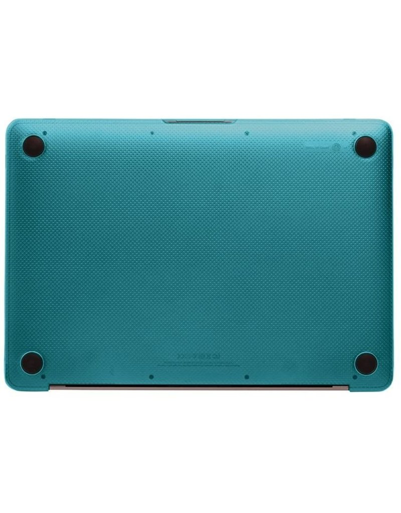 INCASE INCASE HARDSHELL MACBOOK 12'' - PEACOCK