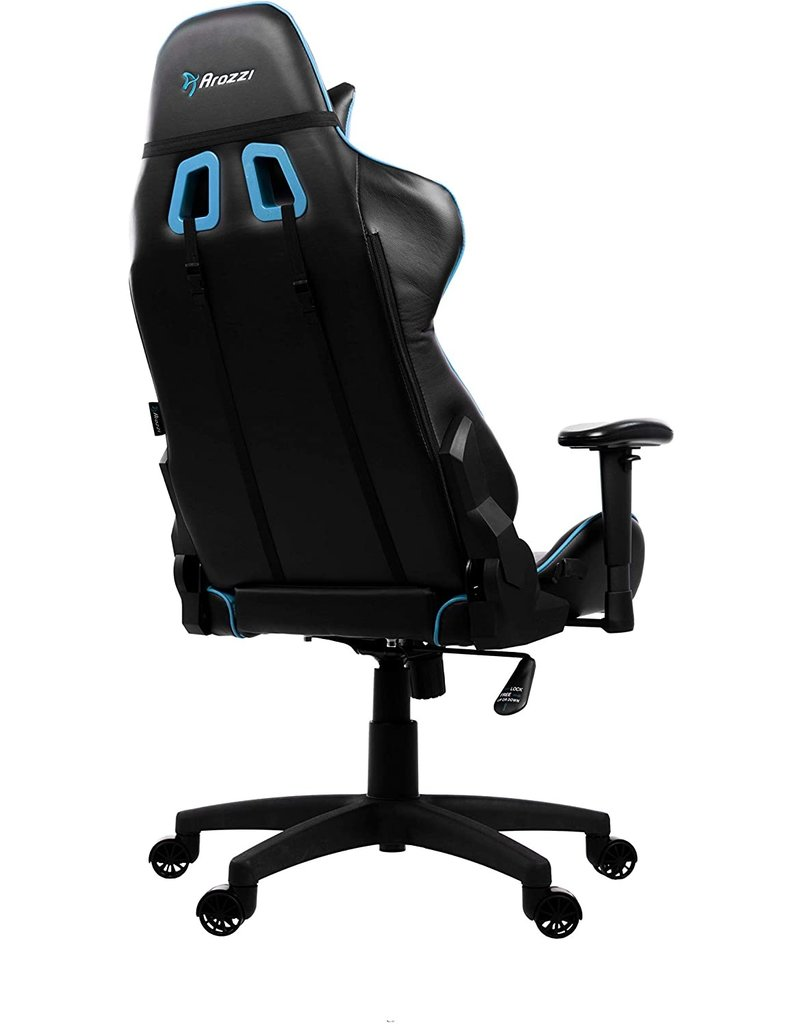 AROZZI AROZZI VERONA V2 ADVANCED GAMING CHAIR - BLUE