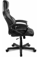 AROZZI AROZZI MILANO ENHANCED GAMING CHAIR - BLACK
