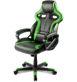 AROZZI AROZZI MILANO ENHANCED GAMING CHAIR - GREEN