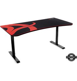 AROZZI AROZZI ARENA GAMING DESK - BLACK