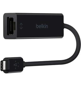 BELKIN BELKIN NETWORK ADAPTER ETHERNET, BLACK