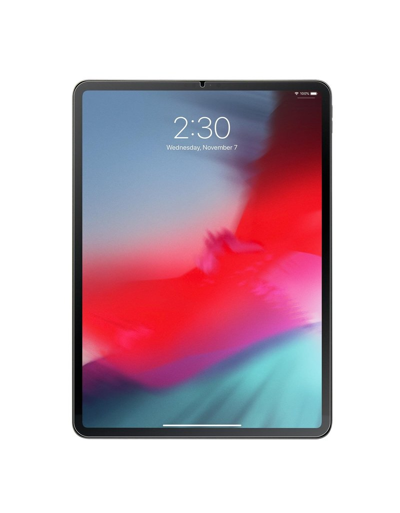 "BODYGUARDZ BODYGUARDZ IPAD PRO 12.9"" (3RD/4TH GEN) PURE 2 TEMPERED GLASS SCREEN PROTECTOR"