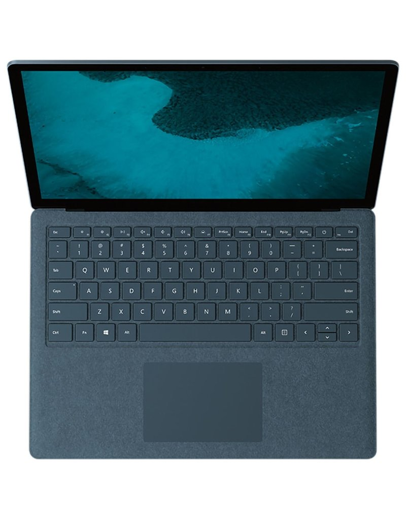 "MICROSOFT MICROSOFT SURFACE LAPTOP 2 13.5"" I7 8GB 256GB  WIN10P 1YR DEPOT COBALT BLUE"