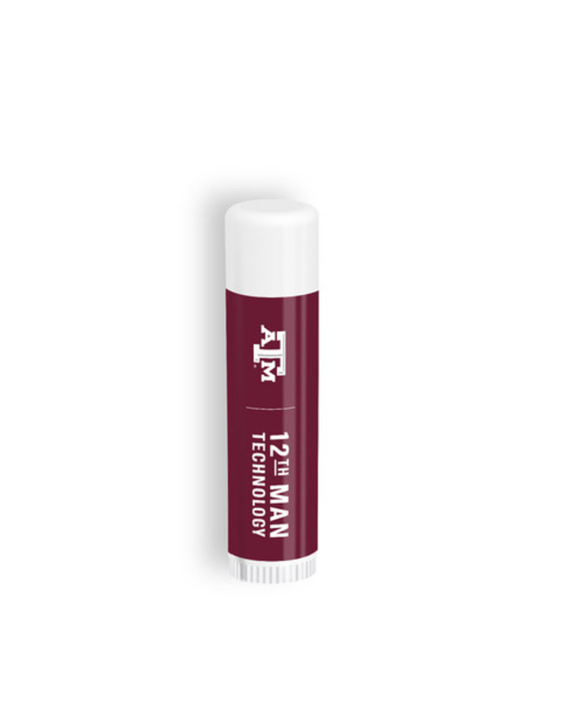 12TH MAN TECHNOLOGY 12TH MAN TECHNOLOGY EXCLUSIVE HAND SANITIZER CARABINER AND LIP BALM COMBO