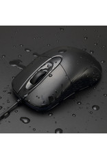ADESSO ADESSO WATERPROOF ANTIMICROBIAL SCROLL MOUSE - BLACK