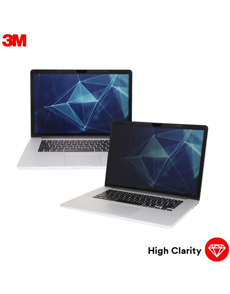 "3M 3M HIGH CLARITY PRIVACY FILTER FOR MACBOOK PRO 16"" WITH COMPLY"