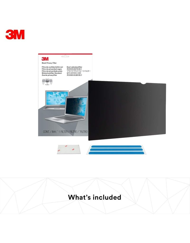 "3M 3M PRIVACY FILTER FOR MACBOOK PRO 13"" WITH RETINA DISPLAY (2012-2015 MODEL)"