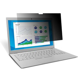 """3M 3M PRIVACY FILTER FOR MICROSOFT SURFACE BOOK 13.5"""""""