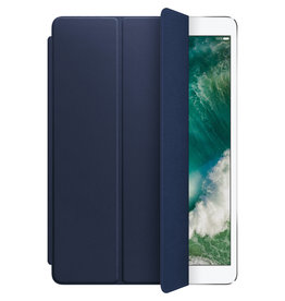 "APPLE LEATHER SMART COVER FOR 10.5"" IPAD AIR - MIDNIGHT BLUE"