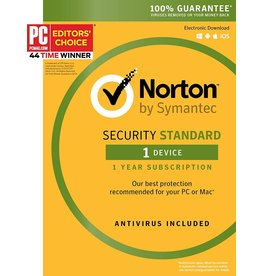 SYMANTEC NORTON SECURITY STANDARD - 1 DEVICE