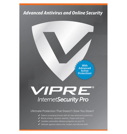 THREATTRACK SECURITY VIPRE INTERNET SECURITY PRO - 5 DEVICE - ANNUAL SUBSCRIPTION FOR WINDOWS