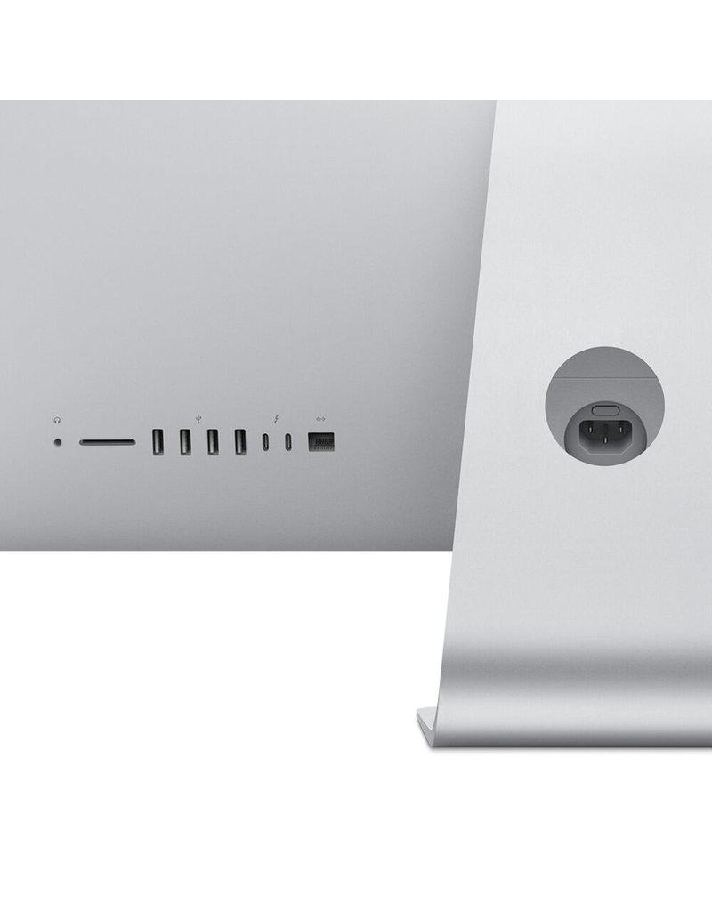 """APPLE IMAC 27"""" RETINA 5K DISPLAY 3.8GHZ 8-CORE 10TH GEN INTEL CORE I7 8GB 512GB"""