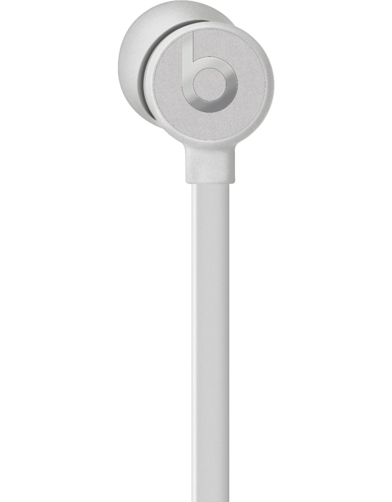 APPLE BEATS BY DRE BEATSX EARPHONES SATIN SILVER