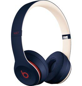 APPLE BEATS BY DRE SOLO3 WIRELESS HEADPHONES - CLUB NAVY