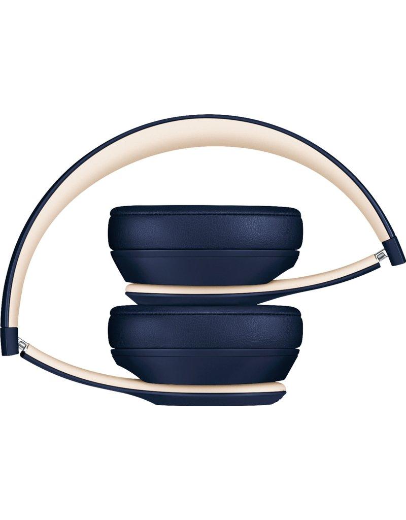 APPLE BEATS BY DRE SOLO3 WIRELESS HEADPHONES - CLUB NAVY