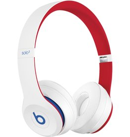 APPLE BEATS BY DRE SOLO3 WIRELESS HEADPHONES - CLUB WHITE
